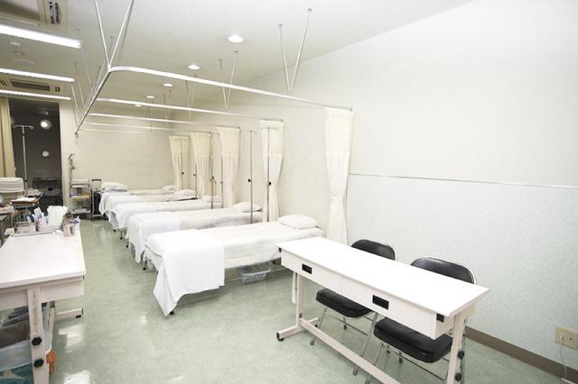 処置室・待機室